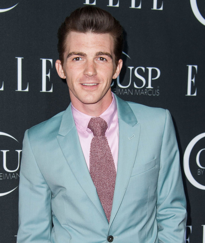 Drake Bell Shows Off Six-Pack Abs on His Birthday Cake