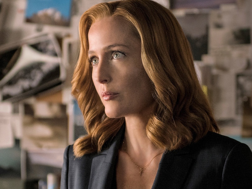 Gillian Anderson Calls Out 'The X-Files' for Lack of Female Writers and Directors