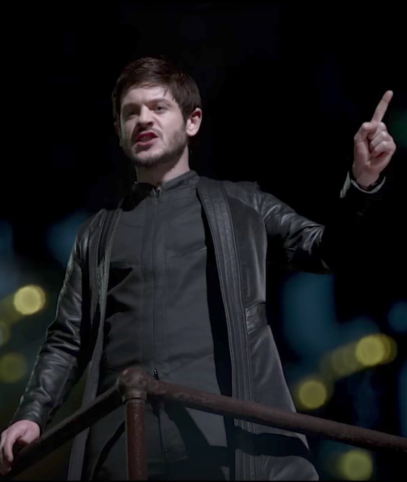 Ramsay Bolton Is Still a Douche in ABC's First 'Inhumans' Trailer