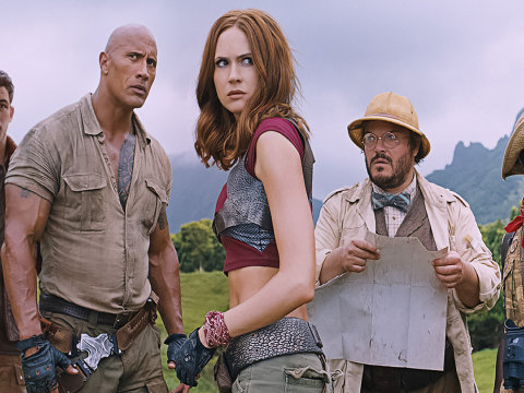 'Jumanji: Welcome to the Jungle' Trailer