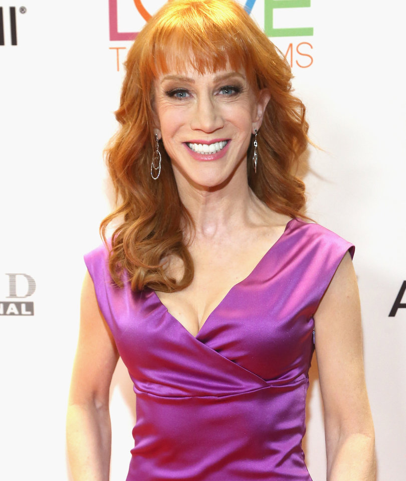 Kathy Griffin Says Donald Trump 'Likes to Punch Down' After Mika Brzezinski…