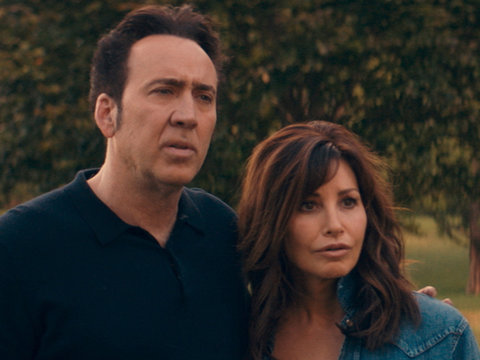 Gina Gershon Swears 'Inconceivable' Co-Star Nicolas Cage Isn't Crazy