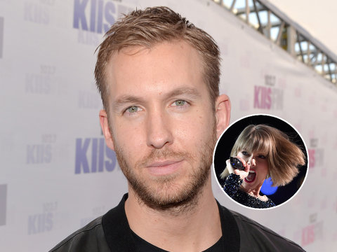 Why Calvin Harris Regrets That He 'Snapped' at Ex Taylor Swift
