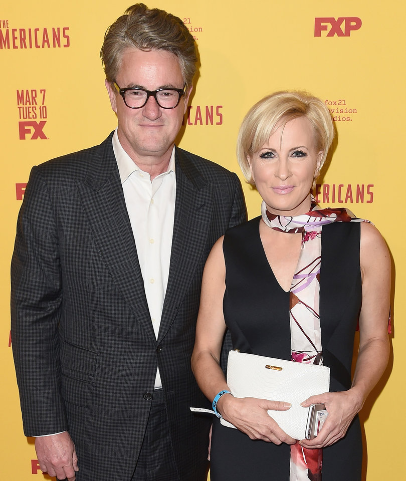Mika Brzezinski, Joe Scarborough Fire Back at Trump on MSNBC