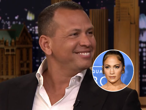 A-Rod Admits He's Mistaken as J.Lo's 'Security Guard'