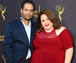 Chrissy Metz and Boyfriend Walk Red Carpet at Television Academy Event