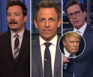Late-Night Comedians Lay Into Trump for Brzezinski Tweets