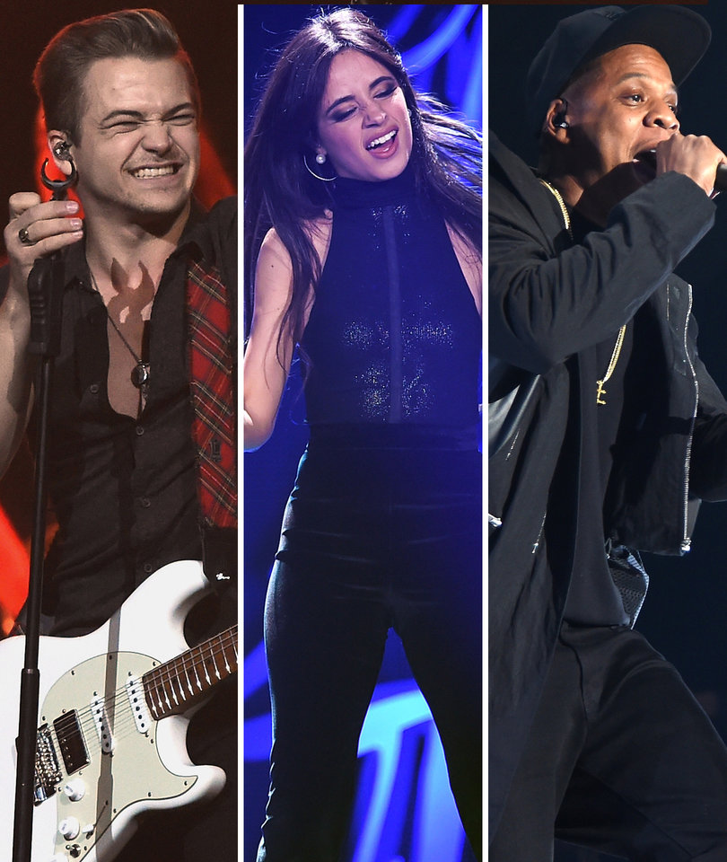 JAY-Z, Hunter Hayes, Nick Jonas, Camila Cabello You Gotta Hear