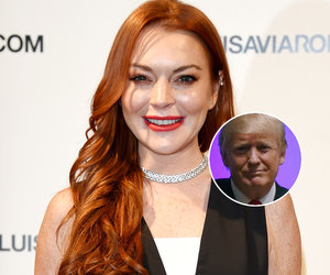 Trump Haters Pile on Lindsay Lohan for Defending Him From 'Bullying'