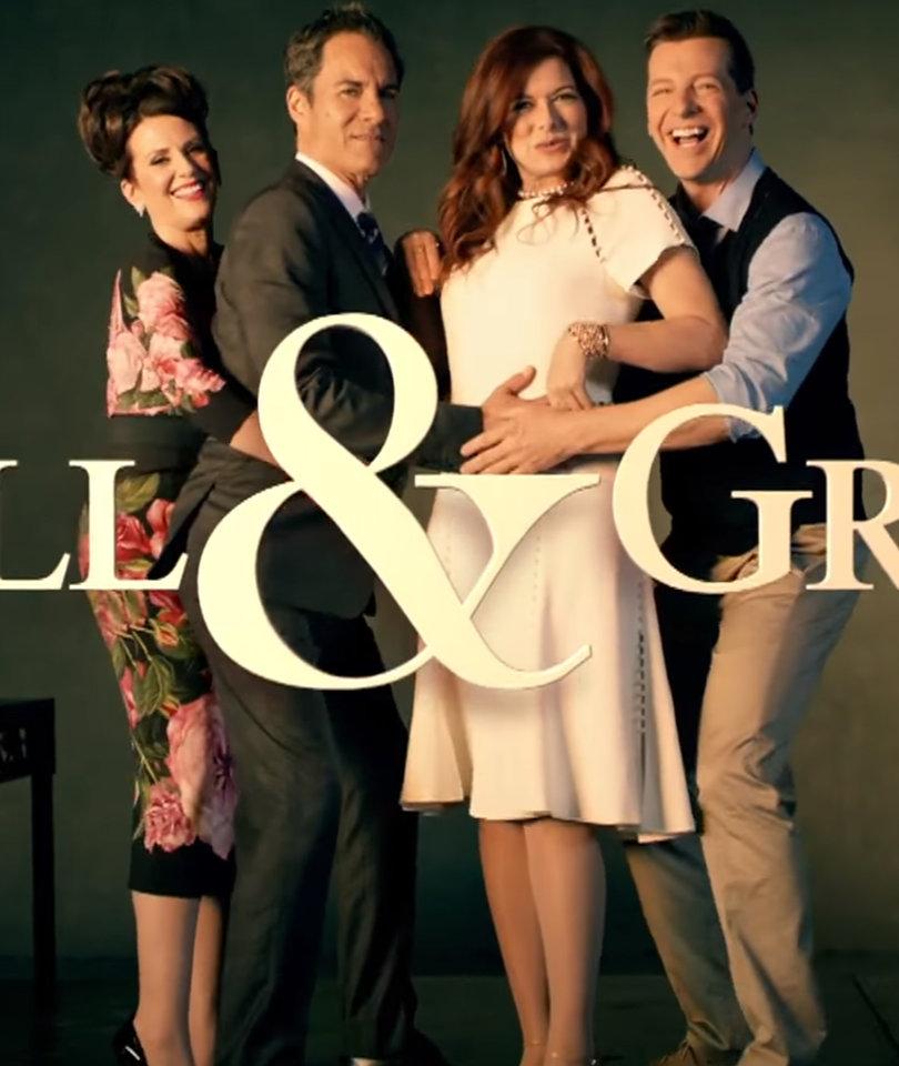 'Will & Grace' Stars Goof Around in New Revival Season Promo