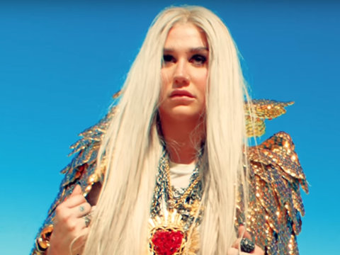 Kesha Drops First New Single Since Dr. Luke Mess
