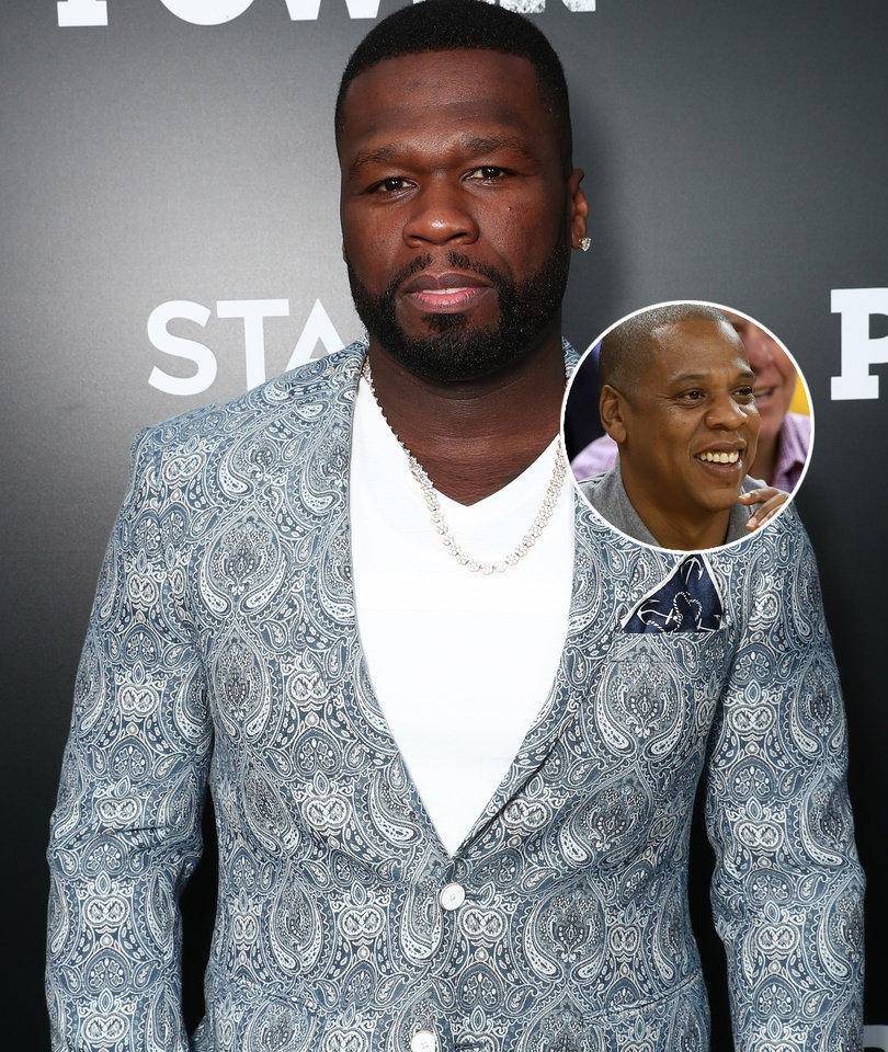 50 Cent Blasts JAY-Z's New Album as 'Golf Course Music'