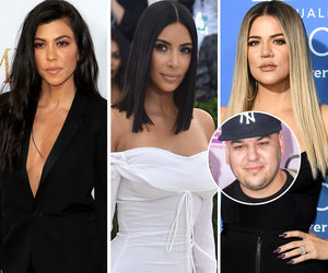 The Kardashians Are Busy Ignoring Rob's Meltdown on Social Media