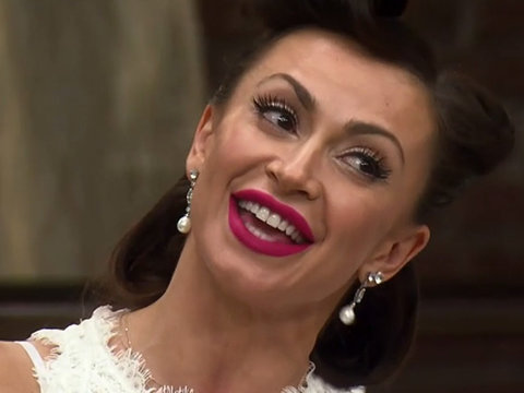 'Famously Single' Karina Smirnoff Dated the 'Ugliest Person on Earth'