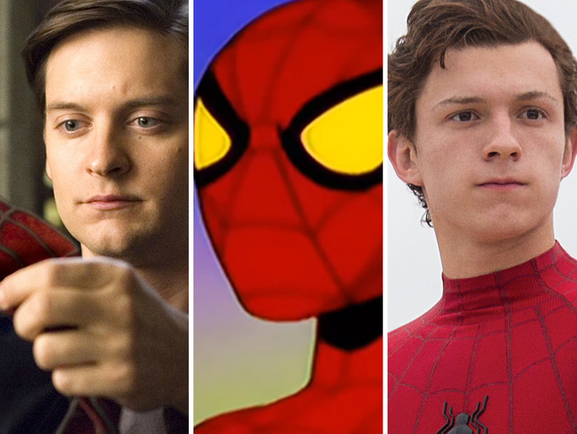 Every Spider-Man Ranked From Worst to First (Photos)