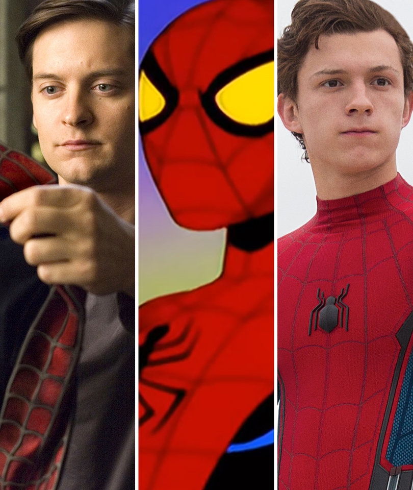 Every Spider-Man Ranked From Worst to First