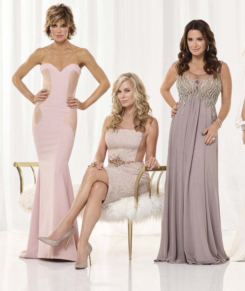 Eileen Davidson Exits 'Real Housewives of Beverly Hills'
