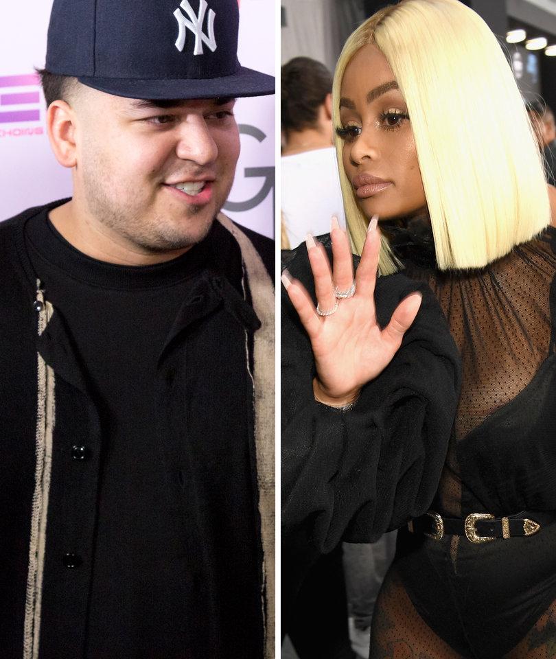 8 Latest Developments in Rob Kardashian-Blac Chyna Beef