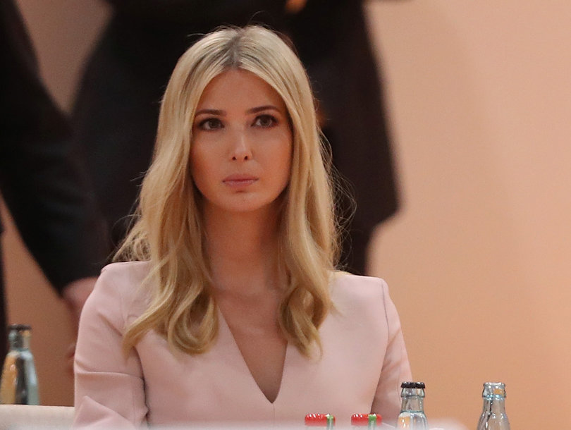 Ivanka Trump Sat in for Dad at G20 Meeting and Twitter Is Not Having It