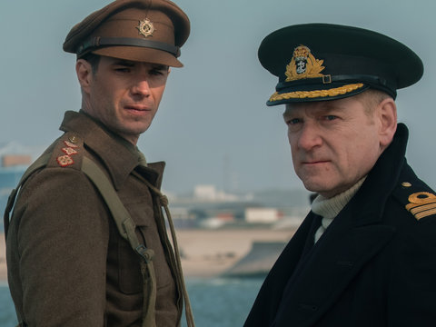 First Reviews of Christopher Nolan's 'Dunkirk' Are In