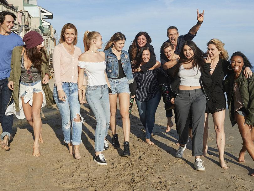 'Growing Up Supermodel' Trailer Spotlights Model Kids of Steven Seagal, Oscar De La Hoya and Ricky Schroder (Video)