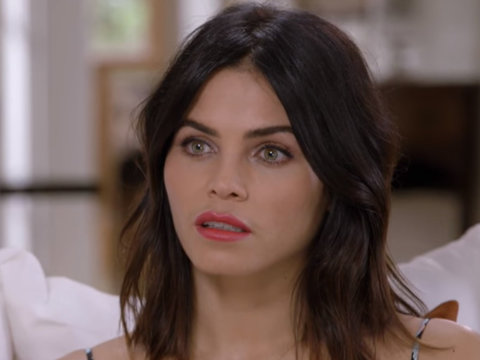 Jenna Dewan Tatum Confronts Grandpa's Death on 'Hollywood Medium'