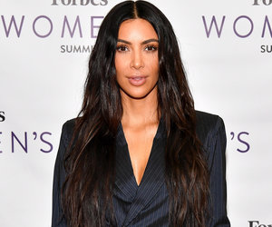 Kim K. Denies Cocaine 'Rumors' After Snapchat Fan Spots Lines of White Powder