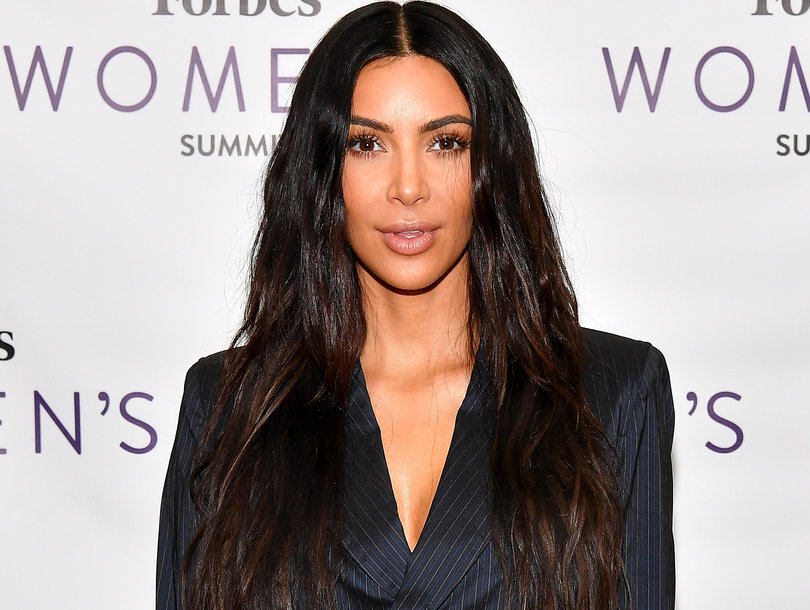 Kim Kardashian Denies Cocaine 'Rumors' After Snapchat User Spots Lines of White Powder