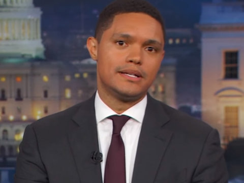Trevor Noah Slams Trump Jr for 'Batsh-t Crazy' Defense of Russia Meeting
