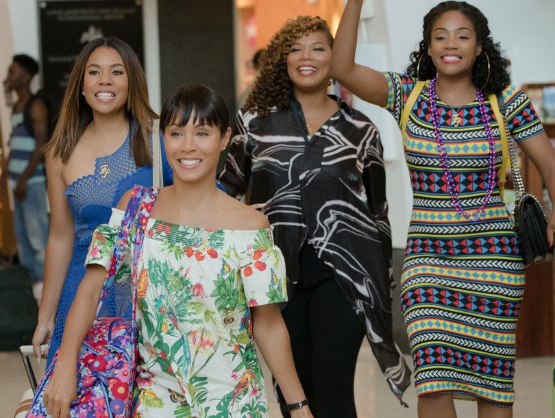 Critics Heap Praise on 'Girls Trip' and Star Tiffany Haddish's 'Breakout Performance'