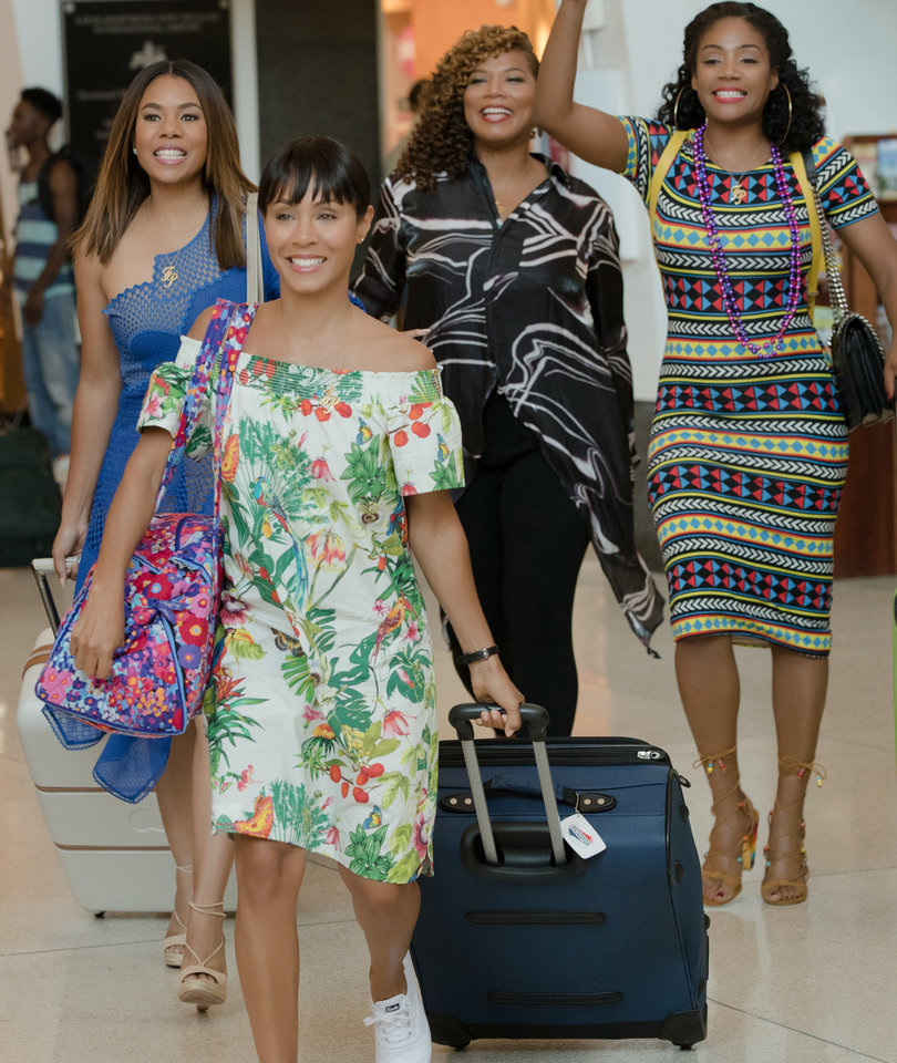 Critics Heap Praise on 'Girls Trip,' Tiffany Haddish's 'Breakout Performance'