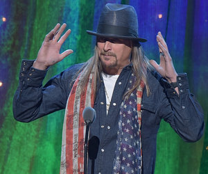 Kid Rock Says He's Running for Senate and Twitter Isn't Having It