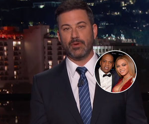 Kimmel Names Beyonce's Baby 'Gonorrhea' and People Believe It