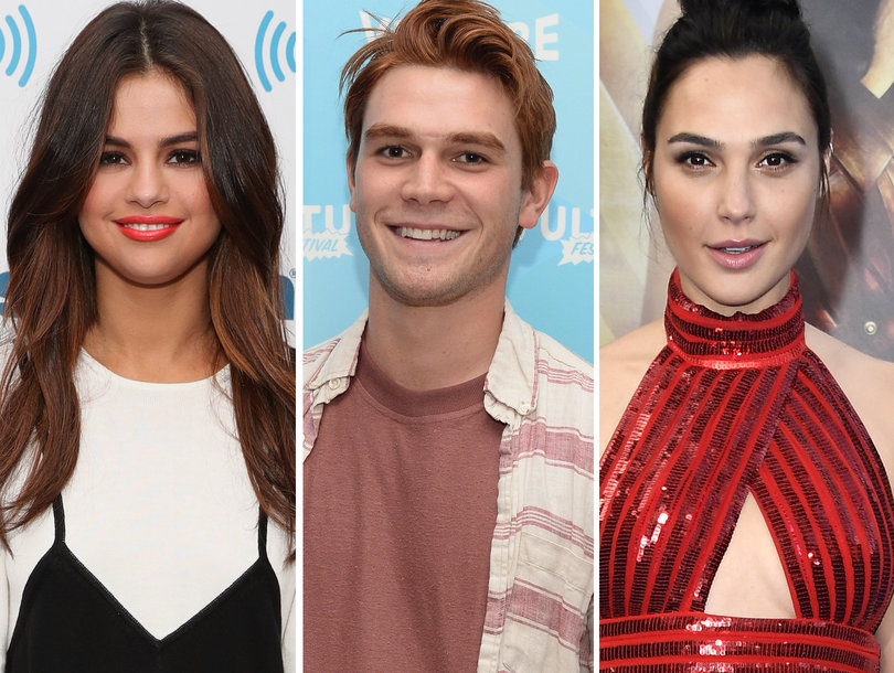 Selena Gomez, 'Riverdale' Among Full List of Teen Choice Awards 2017 Nominees