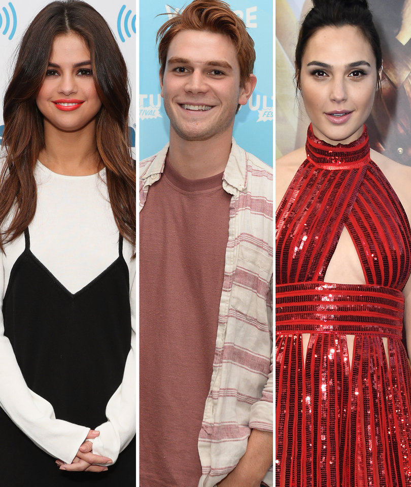 Selena Gomez, 'Riverdale' Among Full List of Teen Choice Awards 2017 Nominees