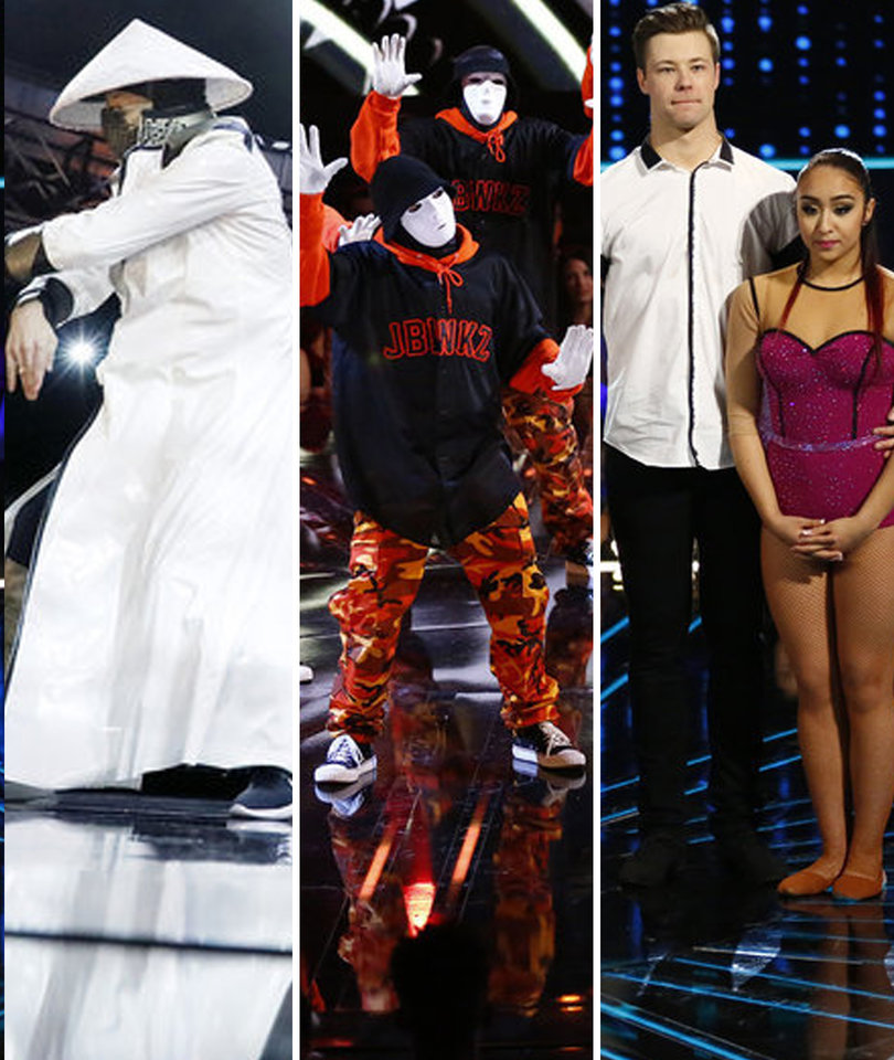 'World of Dance' Breakdown: Underdogs Rise Up to Slay Legends