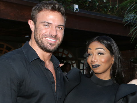 'Famously Single' Tiffany Pollard Makes Her Move on Chad Johnson