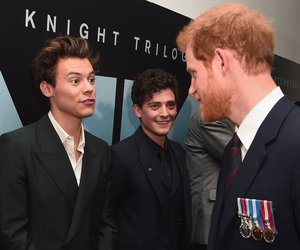 When Harry Met Harry: Inside the World Premiere of 'Dunkirk'