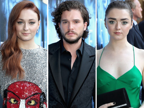 HBO's 'Game Of Thrones' Season 7 Blue Carpet Premiere