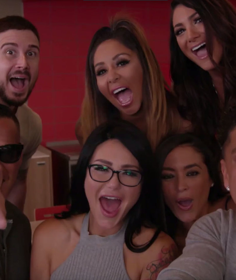 Why Ronnie Ortiz-Magro Was MIA from 'Jersey Shore' Reunion Commercial