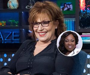 Joy Behar Fires Back at Star Jones for Spreading 'Fake News'