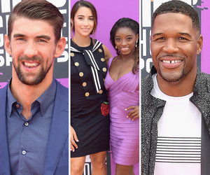 See Who Hit the Orange Carpet at the Nickelodeon Kids' Choice Sports Awards