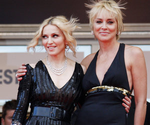 Sharon Stone Responds to Madonna Calling Her 'Horribly Mediocre'