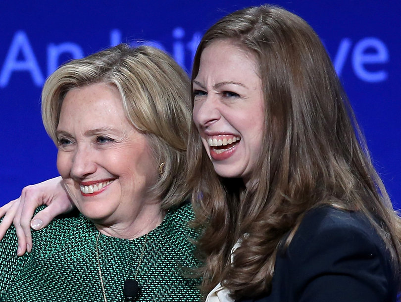 Chelsea Clinton Blasts Fox News Guest Host for Saying Hillary Would 'Sell Her Only Child' to be President