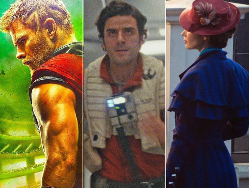 7 Biggest Takeaways from Disney Expo: ''Infinity War,' 'The Last Jedi' and 'Mary Poppins Returns'