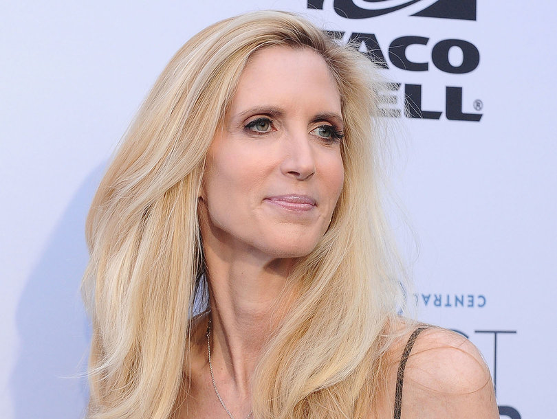 Twitter Pounces on Ann Coulter After She Blasts Delta for Allegedly Giving Seat Away