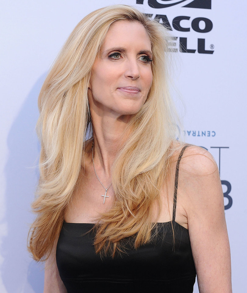 Twitter Pounces on Coulter for Railing Against Delta Airlines