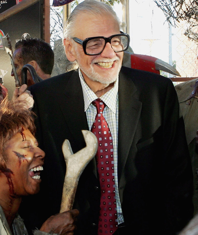 George Romero, 'Night of the Living Dead' Director, Dead at 77