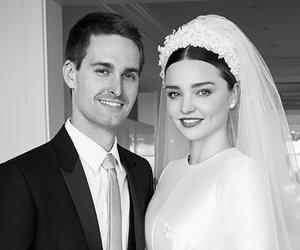 Miranda Kerr Unveils First Photos of Princess Grace-Inspired Wedding Dress