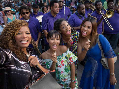 'Girls Trip' Stars Talk About the 3 Funniest Movie Moments